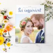 """JETZT VORBESTELLEN: Hochzeitswahn """"Sei inspiriert"""" 04/2016"""