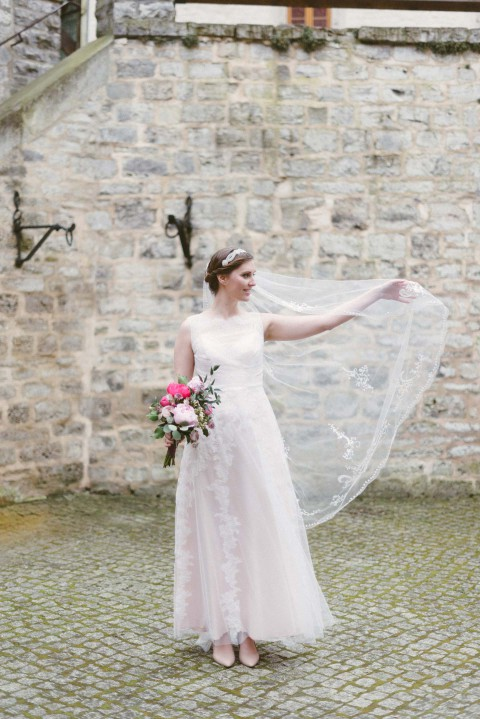 Antike Eleganz & romantische Hochzeitsliebe - Hochzeitswahn - Sei ...
