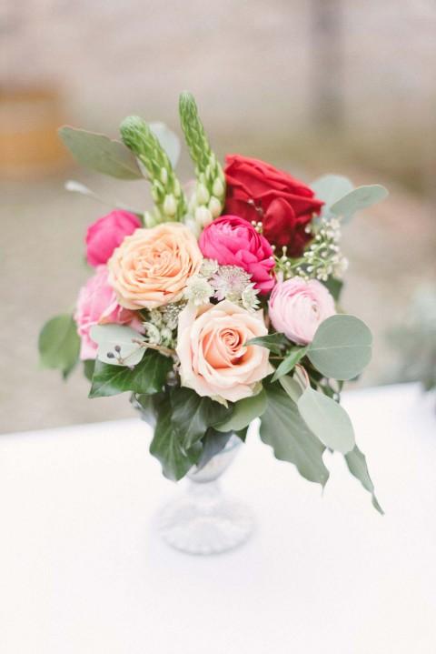 Antike Eleganz & romantische Hochzeitsliebe