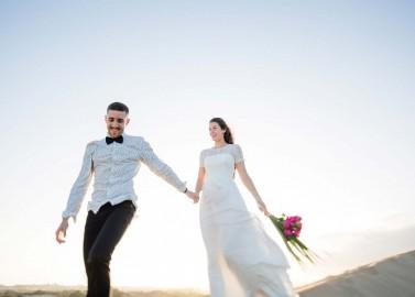 Liebesabenteuer in den Dünen Gran Canarias