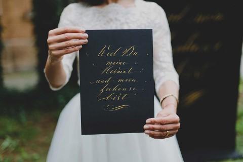 Inspirierende Backgrounds für die Hochzeitszeremonie