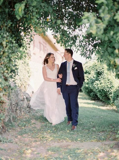 Lisa & Daniel's ewiges Band der Liebe