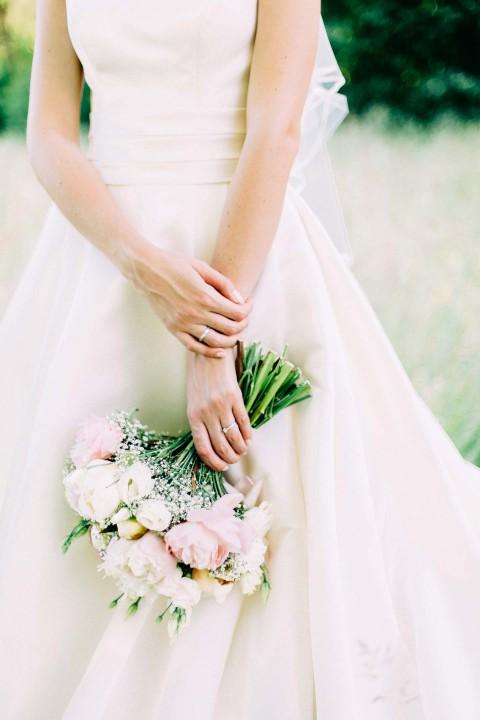 Beatrix & Michael: natürlicher Hochzeits-Chic in der Thermenlandschaft