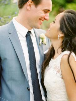 Kristi & Timo's Liebes-Happy End im Garten