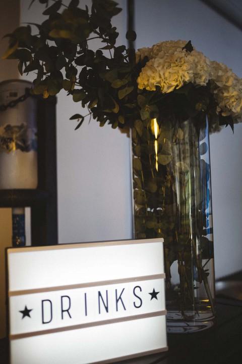 Britta & Ben: Dinner, Drinks & Dancing