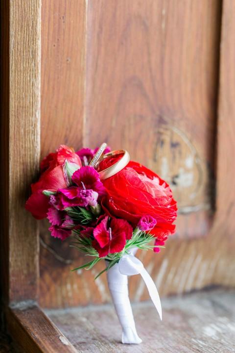 Isabella & Daniel: rot-pinke Liebes-Pracht in Tracht