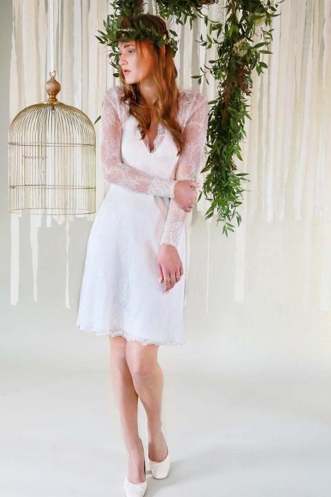 Boho-Brautkleider 2017 von Mona Berg