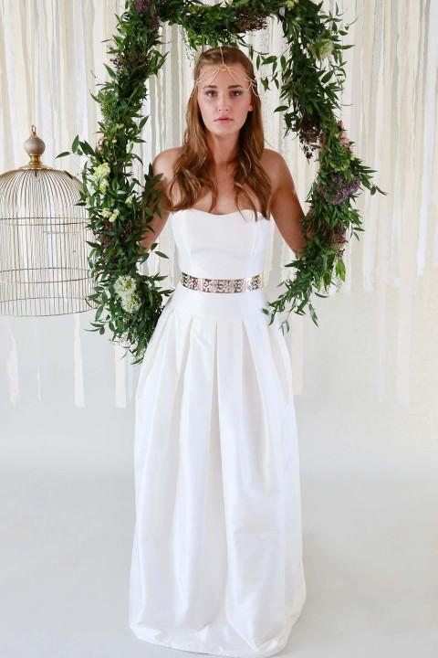 Boho-Brautkleider 2017 von Mona Berg - Hochzeitswahn - Sei inspiriert!