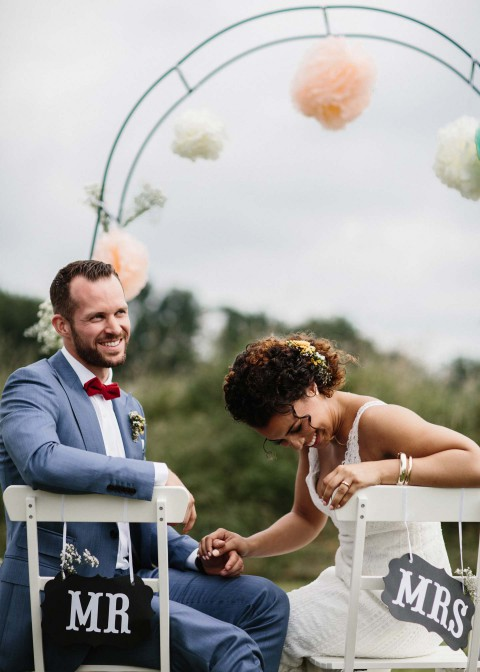 Joana & Mathes: Skandinavische Sommerhochzeit