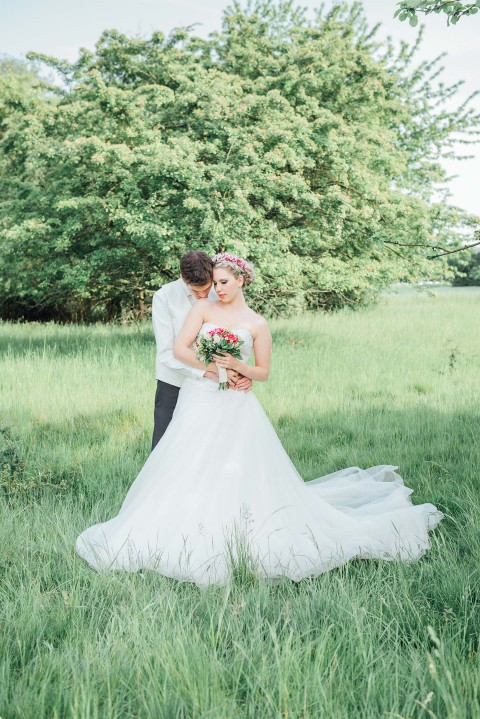 Wald- und Wiesen Hochzeitsinspiration