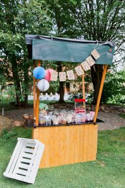 Steffi Marc Gartenhochzeit Im Vintage Style Hochzeitswahn Sei