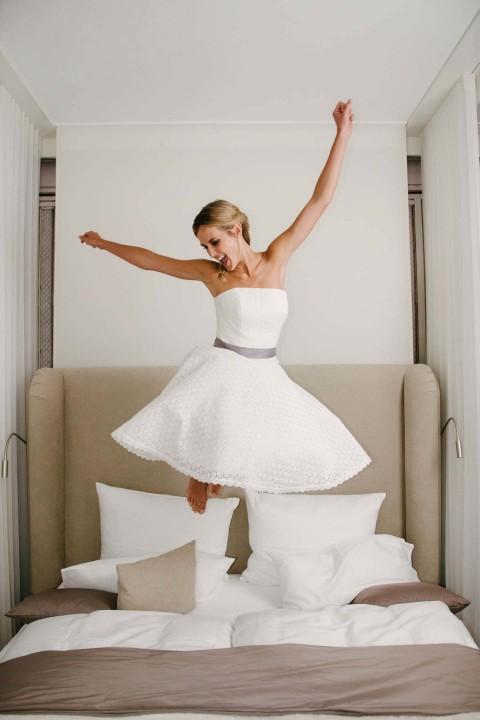 Die neue Brautkleider-Kollektion 2017 von küssdiebraut