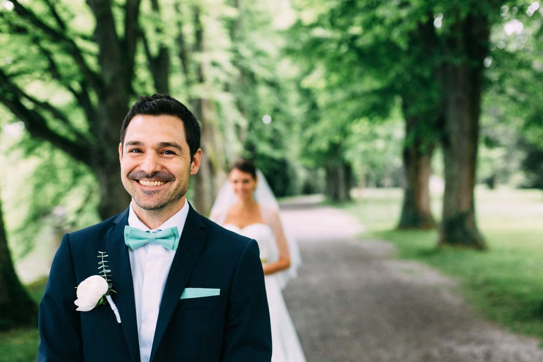 Daniela & Matthis: Elegante Bodenseehochzeit im Frühling