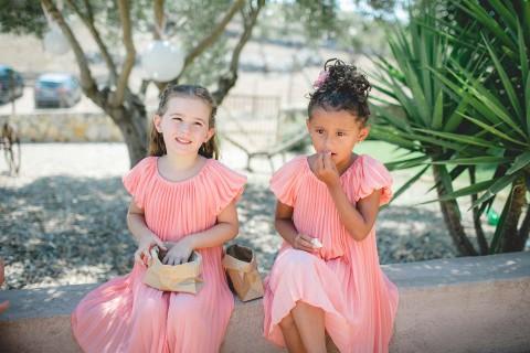Evi & Michel: Sommerliche Finca-Hochzeit in Spanien