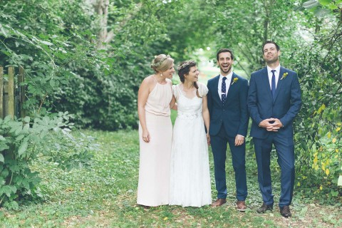 Alexandra & Gernot's DIY-Hochzeit