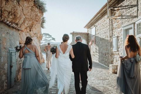 Alexia & Alex: Freunde, Familie und eine Hochzeit in Griechenland