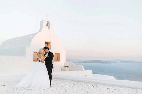 Love, Laugh & Santorini