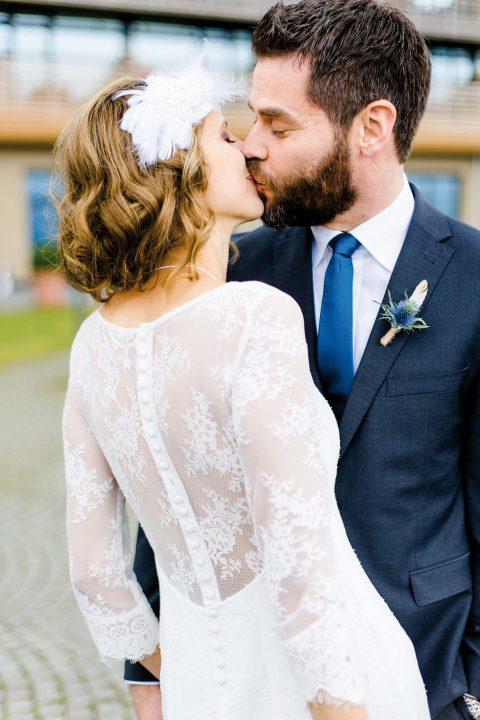 Hochzeitsinspiration: Federleichte Liebe