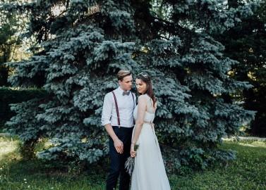 Hochzeitsinspiration: Frühsommer-Liebe