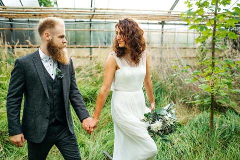 Hochzeitsinspiration: New Romance