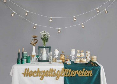 DIY: All that glitters – Die Glitterbar