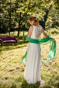 Die Brautmoden-Kollektion 2017 von Claudia Heller