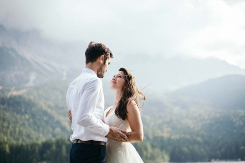 After-Wedding: Bergromantik & Wildlife-Liebe