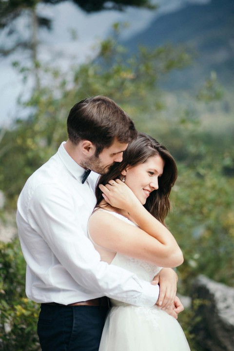 After-Wedding: Bergromantik & Wildlife-Liebe