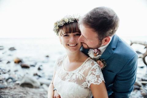 Gina & Marcel: Sommerhochzeit mit Liebe Ahoi!