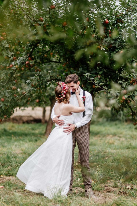 Hochzeitsinspiration: Der Vintage-Herbst voller Liebe