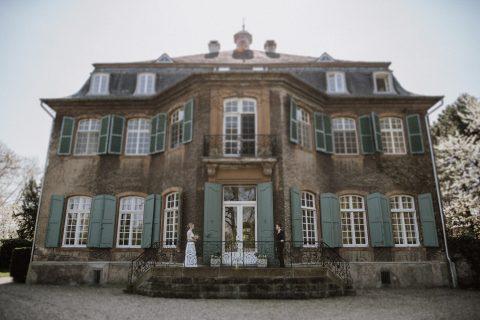 Hochzeitsfotograf Fotoshooting Schloss Eicherhof