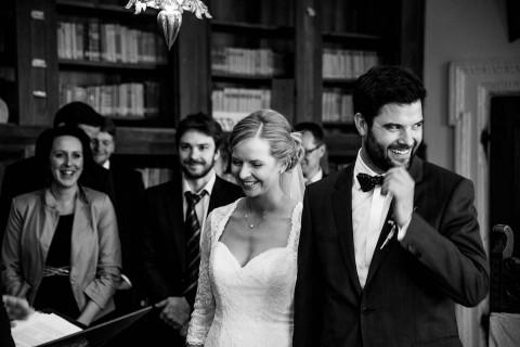 Eva & Michael's romantische Barock-Hochzeit