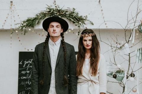 Hochzeitsinspiration: Moderne Landlust