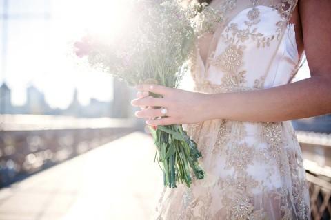 Braut Boudoir in New York, New York