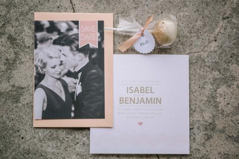 Isabel & Benjamin: DIY-Sommerhochzeit am See