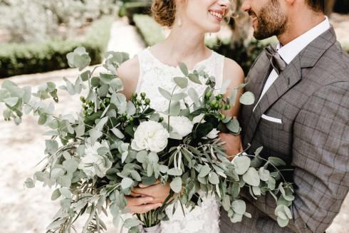 Hochzeitsinspiration: Sizilianische Country-Liebe