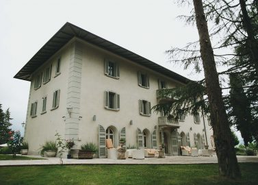 Rauschende Hochzeit in Bella Italia