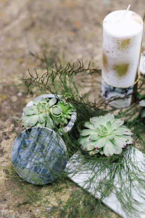 Schloss Hohenstadt: Marmorne Schlossgarten Hochzeitsinspiration