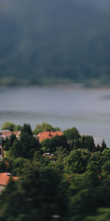 Insel im Schliersee: Traumhochzeit trotz Regen