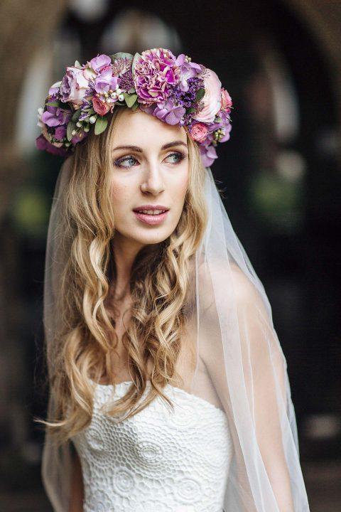 Hochzeitsinspiration: Lavendelliebe & Gottes Segen