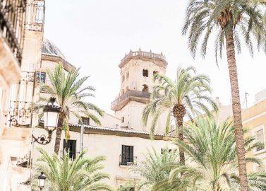 Katharina & Alejandro: Vintage-Magie in Spanien