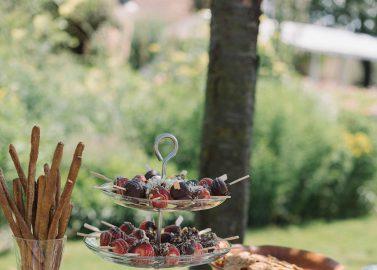 Anna & Max: romatisch, rustikal und DIY