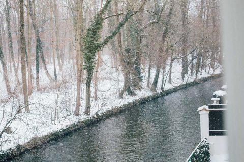 Melli & Benjamino: Winterhochzeit in München