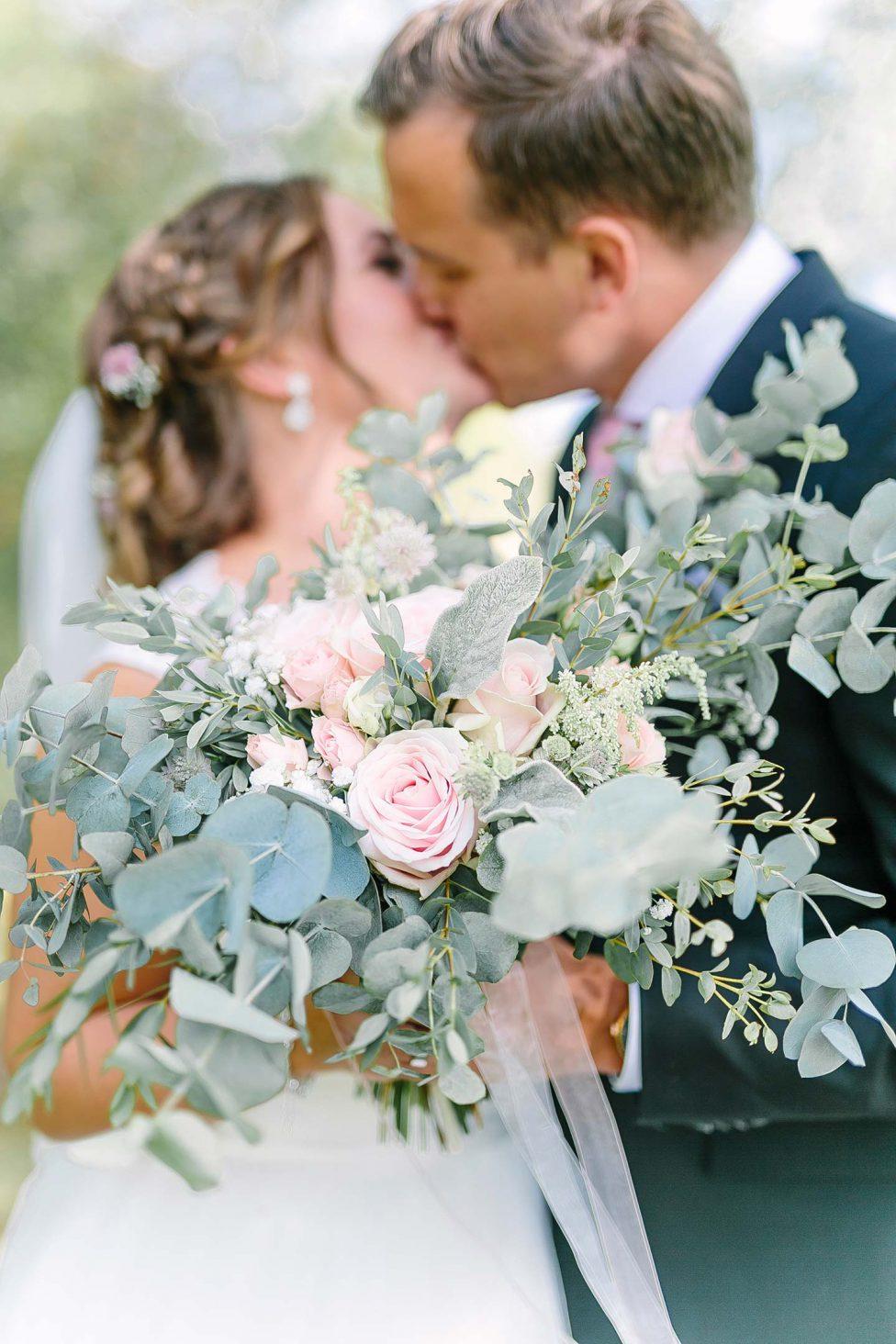 Hanna & Thomas: Hochzeitsromantik in Schweden