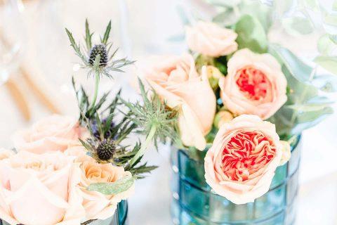 Hatice & Iskender's verträumte Blütenhochzeit