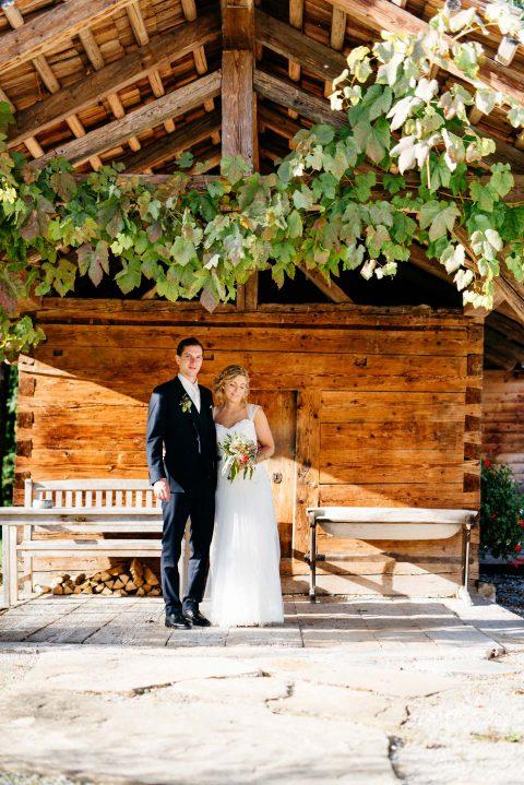 Magdalena & Johannes: Herbsthochzeit in Salzburg