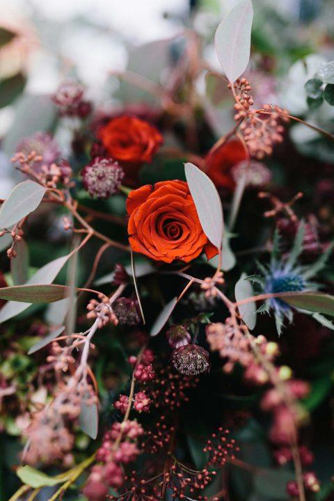 Hochzeitsinspiration: Wild November