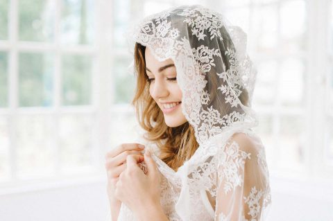 BRIDAL ROBES by SINA FISCHER