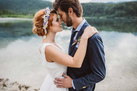 Hochzeitsinspiration: Die Liebe als Juwel der Alpen