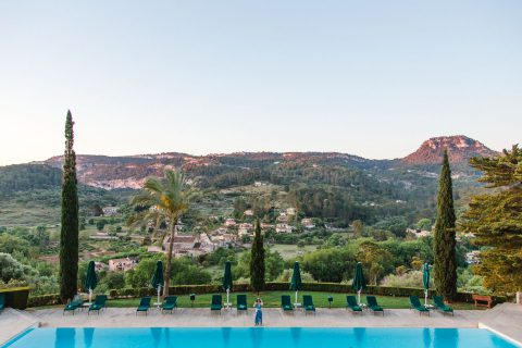 Location-Traum in Spanien: das Gran Hotel Son Net